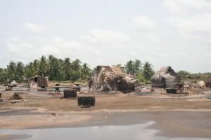 Village de sauniers